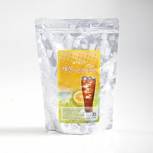 타코 레몬아이스티 1kg