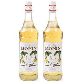 [모닝]바닐라(Vanilla) 시럽 1000ml 2병