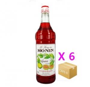 [모닝]구아바(Guava) 시럽 1000ml 1박스-6병