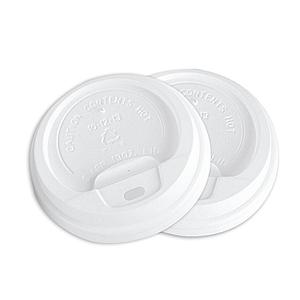 종이컵 뚜껑 - 화이트(8온스) 500개