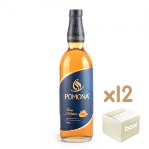 포모나 허니시나몬 시럽 700ml 1박스 -12병