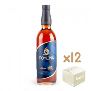 포모나 마론 시럽 700ml 1박스 -12병