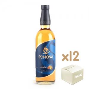 포모나 헤이즐넛 시럽 1박스 -12병
