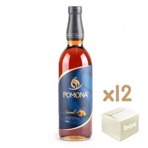 포모나 카라멜 시럽 1박스 -12병