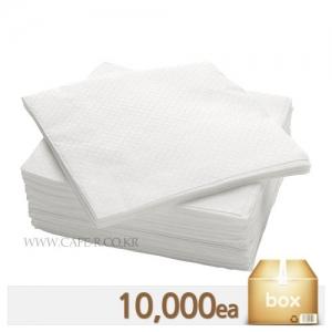 무지 냅킨 - 화이트 1box (10,000매)