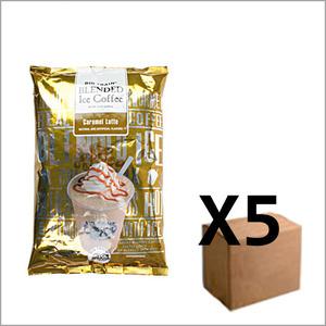 [빅트레인]카파멜 라떼 1.59 kg 1박스(1.59Kg x 5EA)