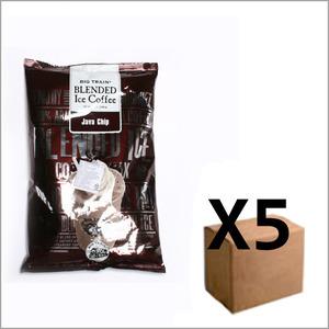 [빅트레인]자바칩 프라페 1.59 kg 1박스(1.59Kg x 5EA)