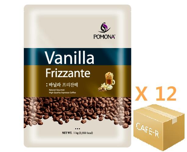 [포모나]바닐라 프리잔떼 1박스(1Kg X 12개)